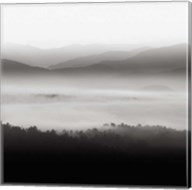 Still Morning Smoky Mountains Fine-Art Print