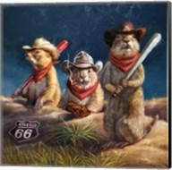 Amarillo Sod Poodles Fine-Art Print