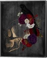 Skull Raven Fine-Art Print