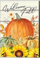 Welcome Fall Fine-Art Print