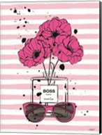 Boss Flowers Fine-Art Print