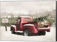 Winter Stop Fine-Art Print