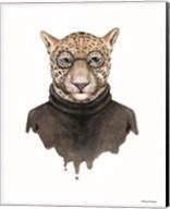 Jaguar as Steve Jobs Fine-Art Print