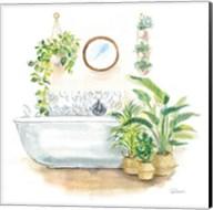 Greenery Bath II Fine-Art Print