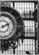 Musee D'orsay Interior Clock, Paris, France Fine-Art Print
