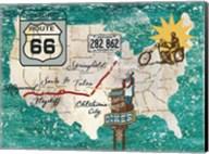 Retro Roadtrip II Fine-Art Print