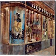 Gourmet Shop Fine-Art Print