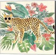 Jungle Vibes Jaguar Fine-Art Print