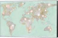 Artsy World Mint Fine-Art Print
