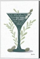 Fruity Cocktails III Fine-Art Print
