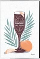 Fruity Cocktails I Fine-Art Print