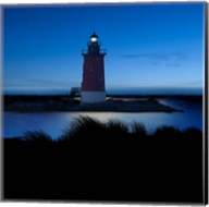 Lighthouse at Night IV Fine-Art Print
