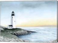 Lighthouse Bay I Fine-Art Print