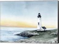 Lighthouse Bay II Fine-Art Print