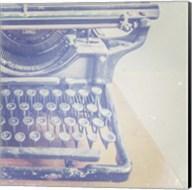 Vintage Office VI Fine-Art Print