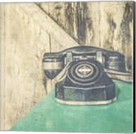 Vintage Office XII Fine-Art Print