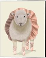 Ballet Sheep 1 Fine-Art Print
