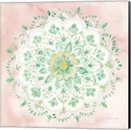 Jaipur V Blush Fine-Art Print