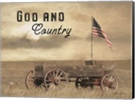 God and Country Fine-Art Print