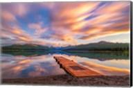 Alaska Lodge Fine-Art Print
