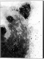 Bear At Attention Fine-Art Print