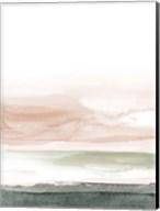 Pink Blush Landscape No. 1 Fine-Art Print