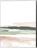 Pink Blush Landscape No. 2 Fine-Art Print