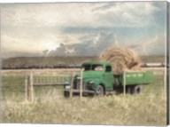 Hay for Sale Fine-Art Print