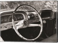 Chevy Steering Wheel Fine-Art Print