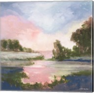 Pastel Countryside 1 Fine-Art Print