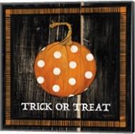 Trick or Treat Pumpkin Fine-Art Print