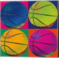 Ball Four - Basketball Fine-Art Print