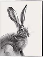 Wild Hare II Fine-Art Print