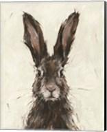 European Hare I Fine-Art Print