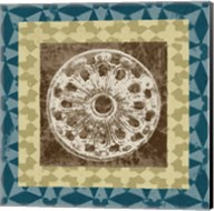 Squared Circle III Fine-Art Print
