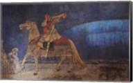 Kullervo Rides to War, 1901 Fine-Art Print