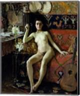 Demasquee, 1888 Fine-Art Print