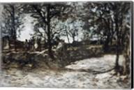 Landscape  Fontainebleau Fine-Art Print