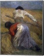 The Harvest, 19th century Fine-Art Print