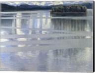 Lake Keitele, 1905 Fine-Art Print