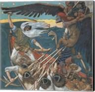 The Defense of the Sampo, 1896 Fine-Art Print