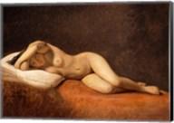 Resting Model, 1839 Fine-Art Print
