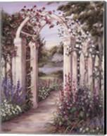Garden Escape II Fine-Art Print