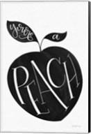 You are a Peach BW Fine-Art Print