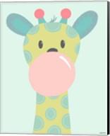 Kid Giraffe Fine-Art Print