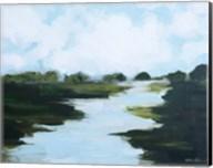 Marsh II Fine-Art Print