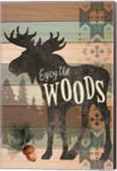 Enjoy the Woods Fine-Art Print