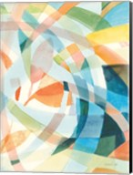 Colorful Abstract II Fine-Art Print