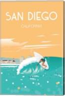 San Diego Fine-Art Print
