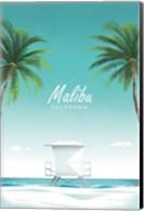 Malibu Fine-Art Print
